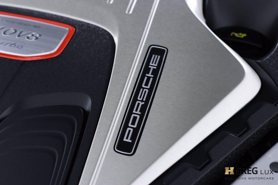 2017 Porsche Panamera Turbo #69