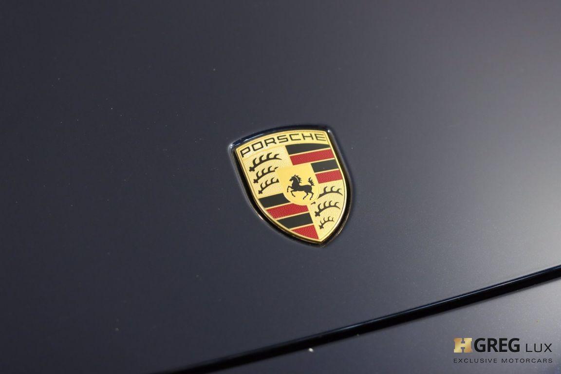 2017 Porsche Panamera Turbo #7