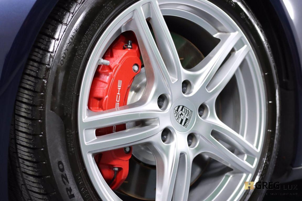 2017 Porsche Panamera Turbo #26