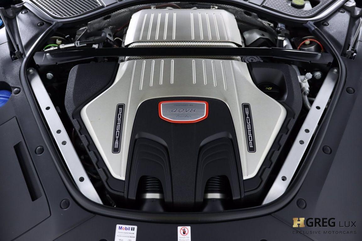 2017 Porsche Panamera Turbo #67