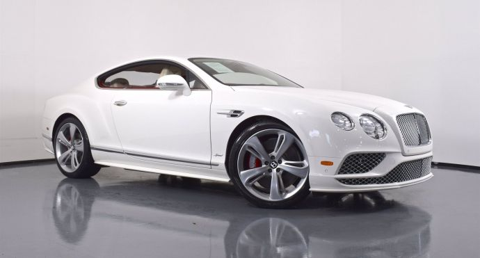 2016 Bentley Continental GT Speed #0