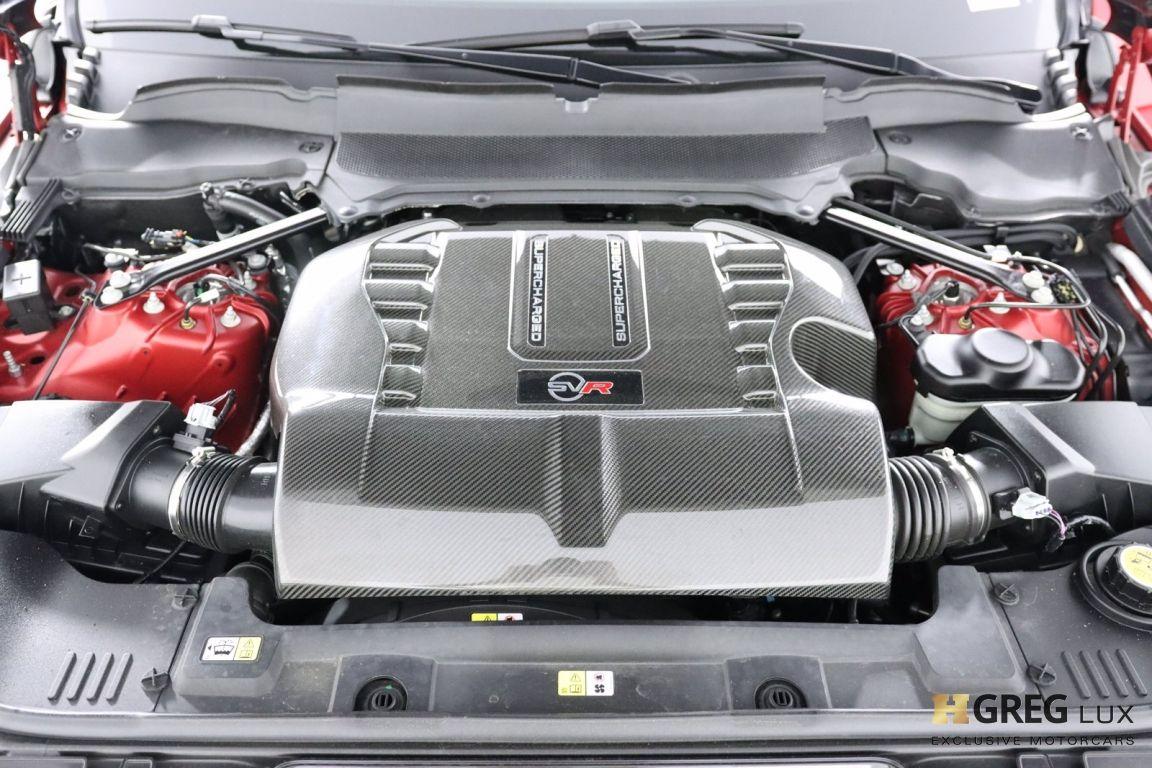 2020 Land Rover Range Rover Sport SVR #66