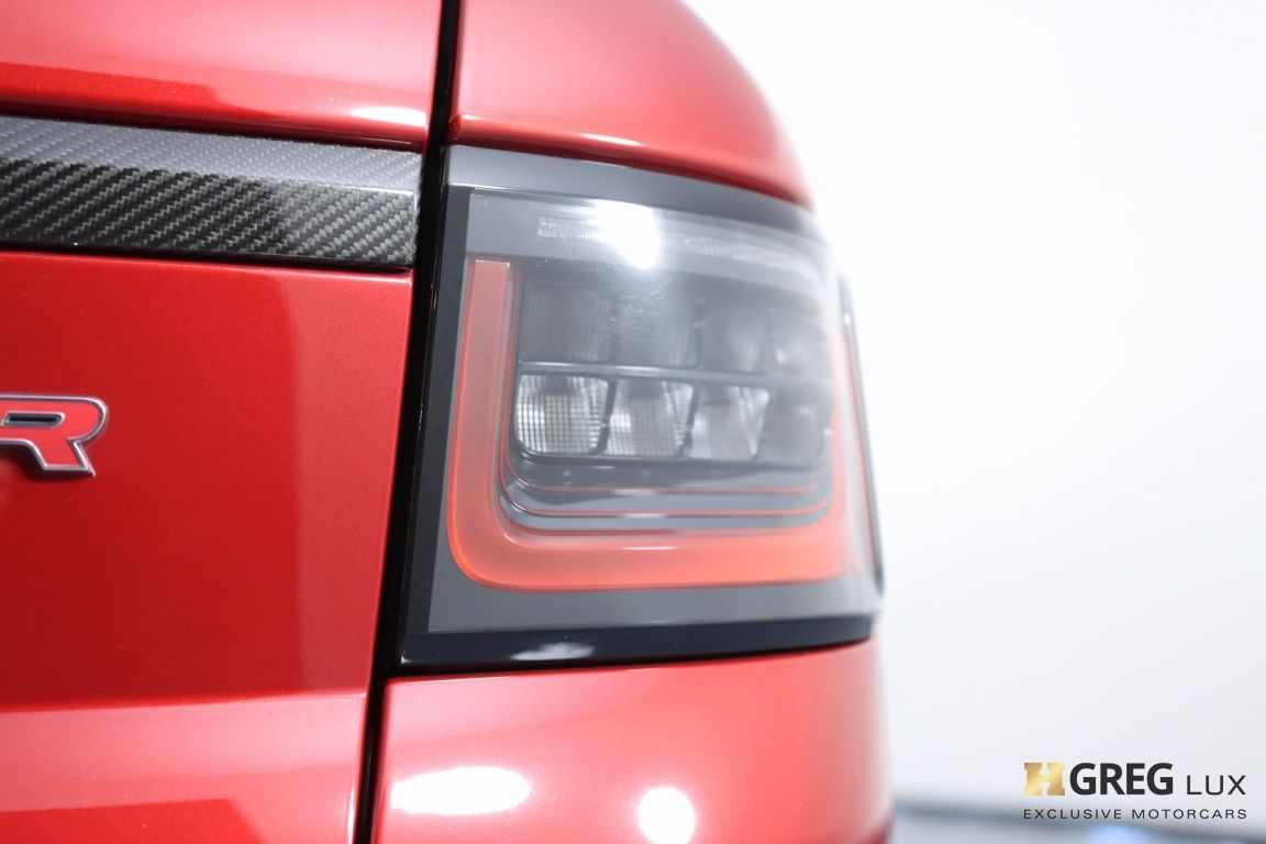 2020 Land Rover Range Rover Sport SVR #22