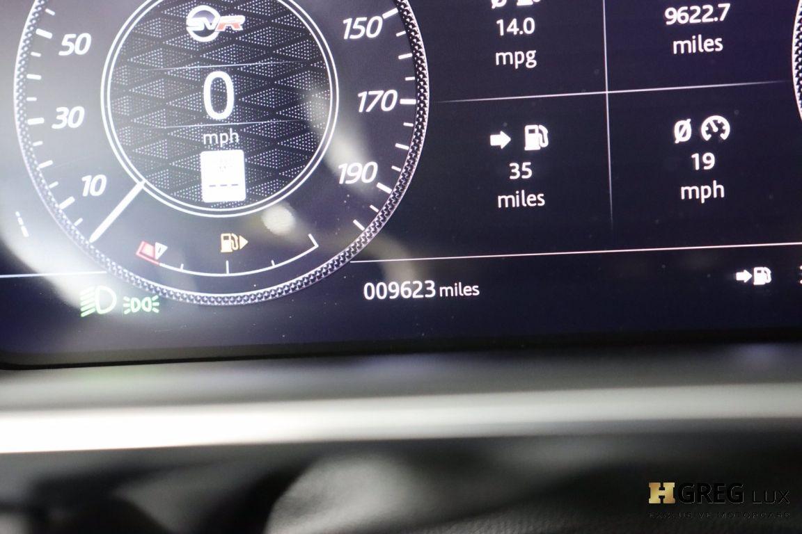 2020 Land Rover Range Rover Sport SVR #58