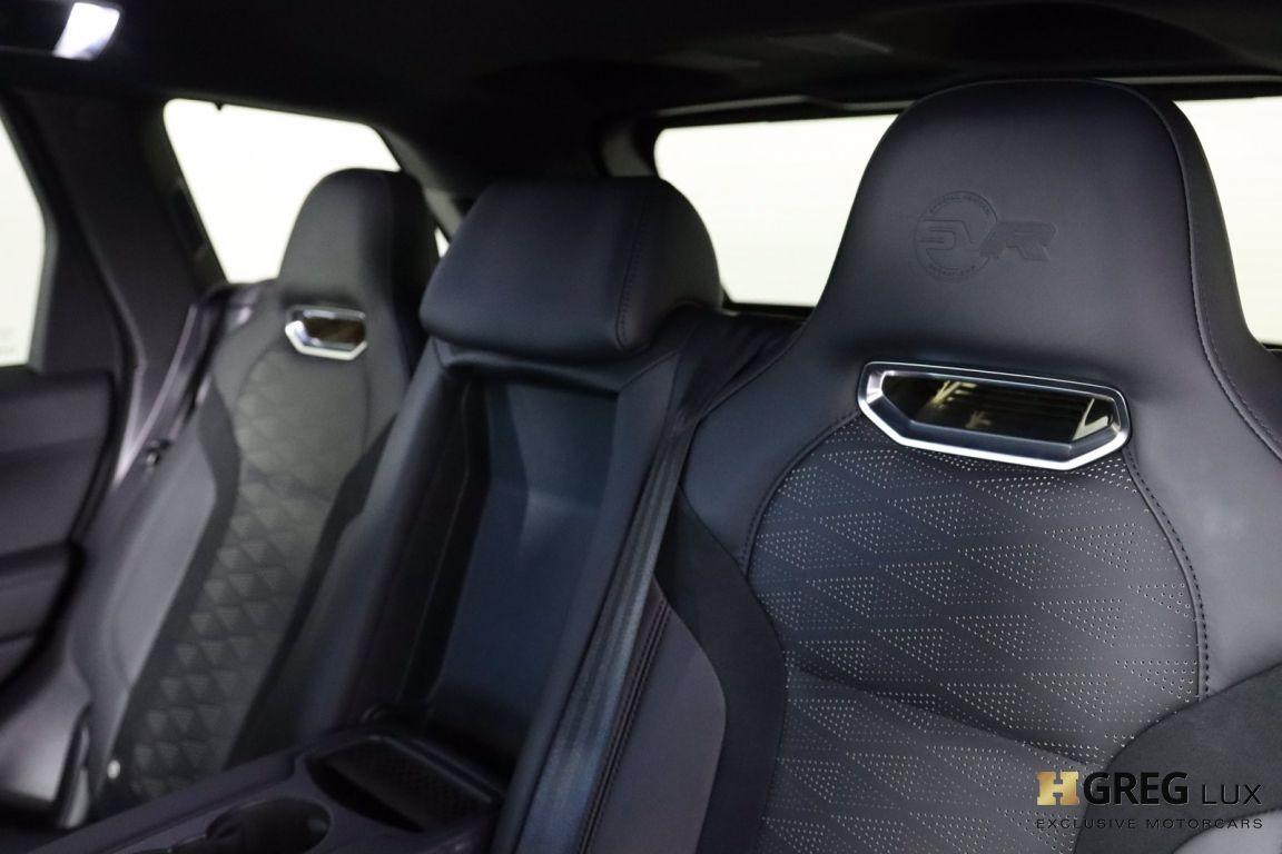 2020 Land Rover Range Rover Sport SVR #40