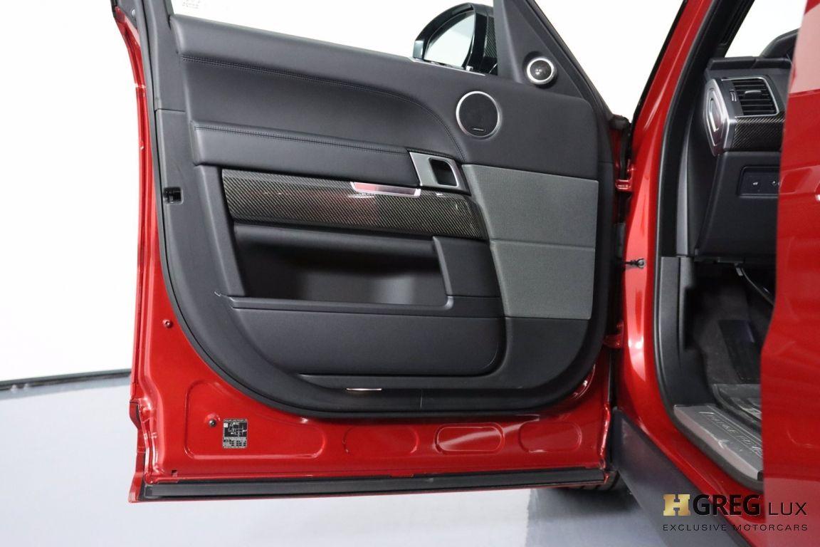 2020 Land Rover Range Rover Sport SVR #44