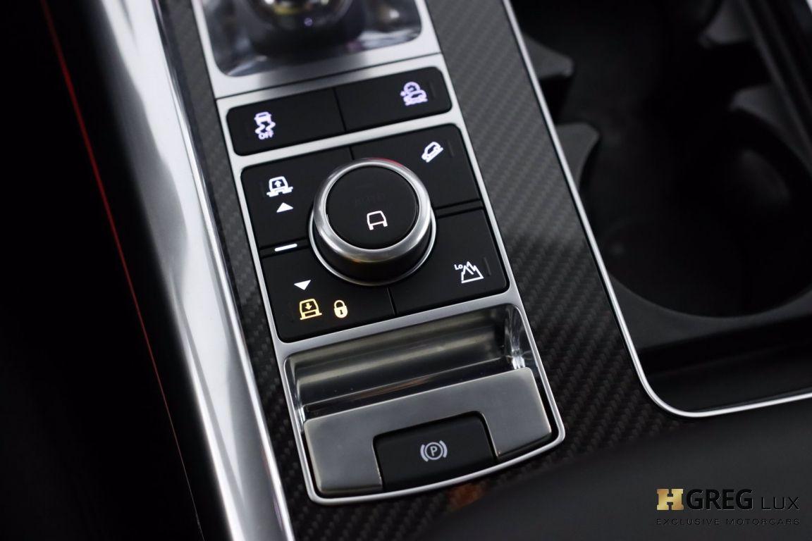 2020 Land Rover Range Rover Sport SVR #52