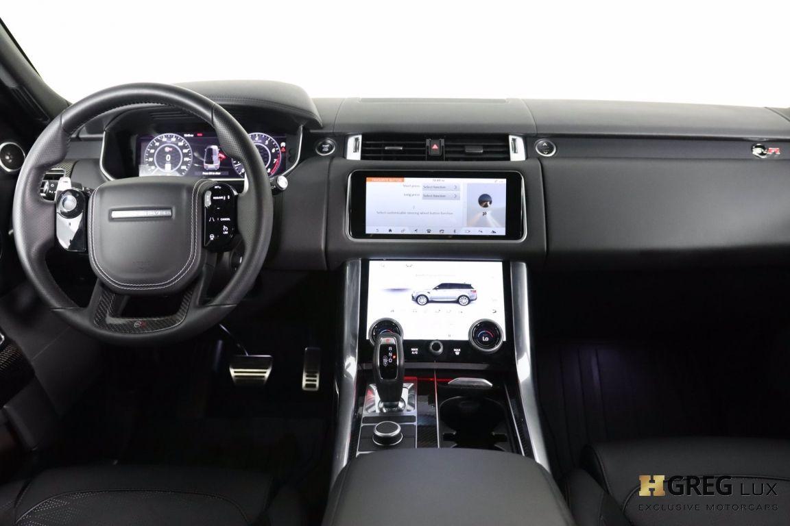 2020 Land Rover Range Rover Sport SVR #35