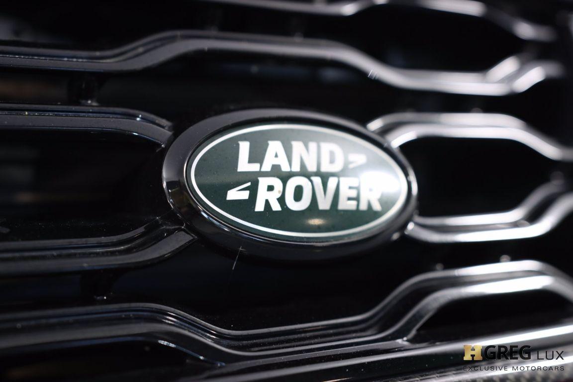 2020 Land Rover Range Rover Sport SVR #6