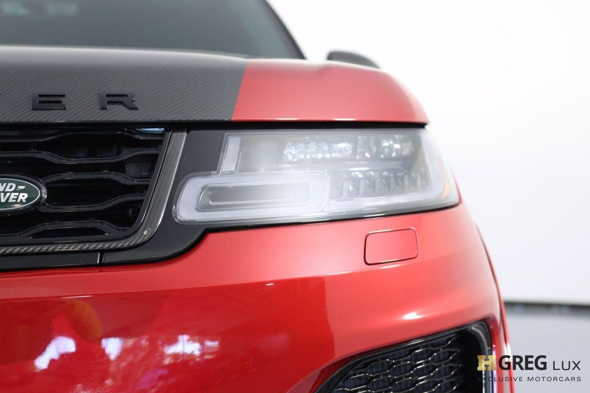 2020 Land Rover Range Rover Sport SVR #5