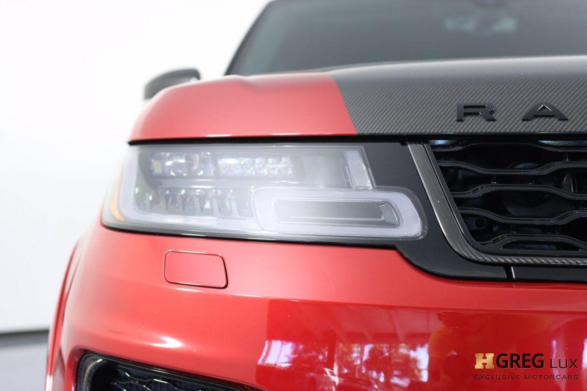 2020 Land Rover Range Rover Sport SVR #4