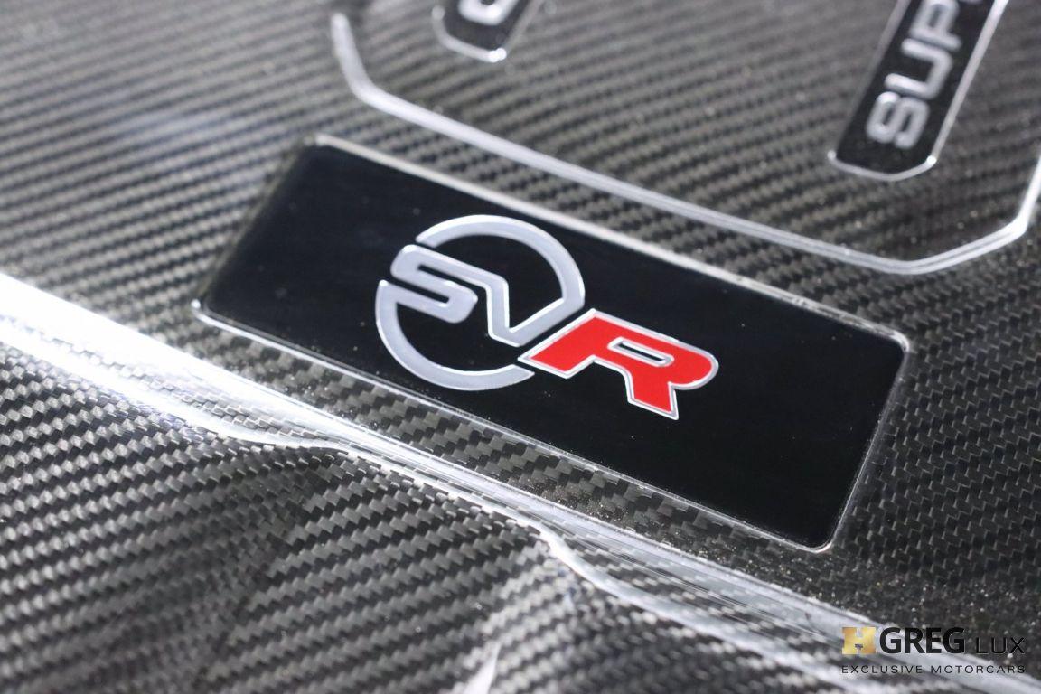 2020 Land Rover Range Rover Sport SVR #69