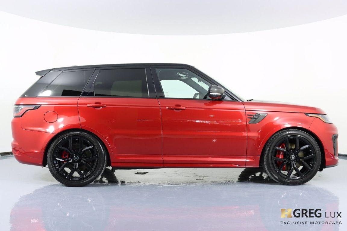 2020 Land Rover Range Rover Sport SVR #12