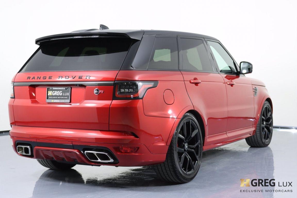 2020 Land Rover Range Rover Sport SVR #19