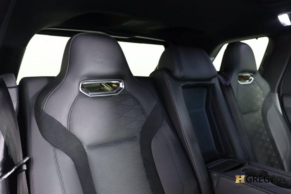 2020 Land Rover Range Rover Sport SVR #42