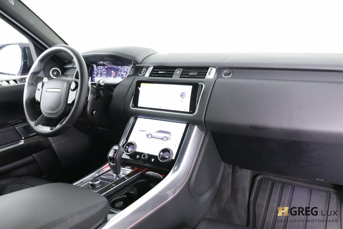 2020 Land Rover Range Rover Sport SVR #62