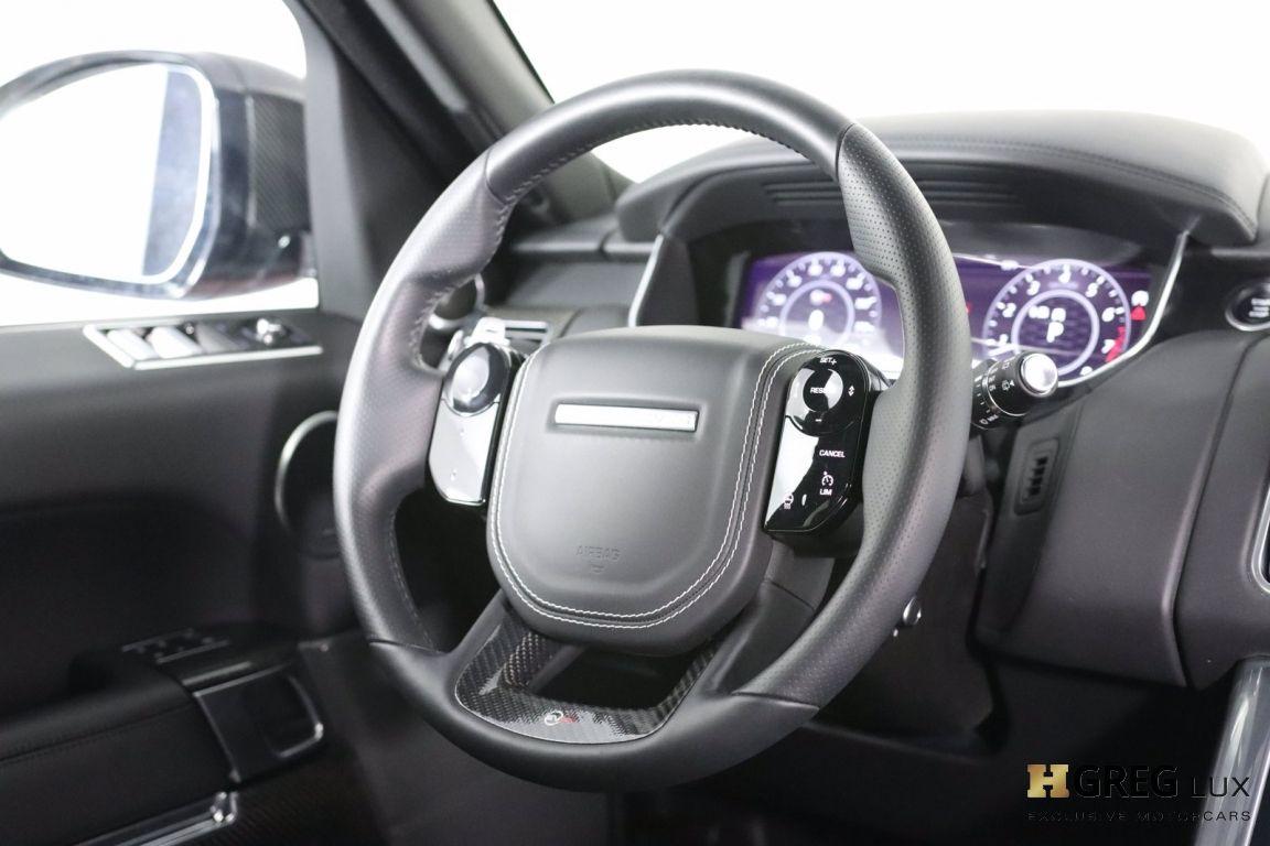 2020 Land Rover Range Rover Sport SVR #54