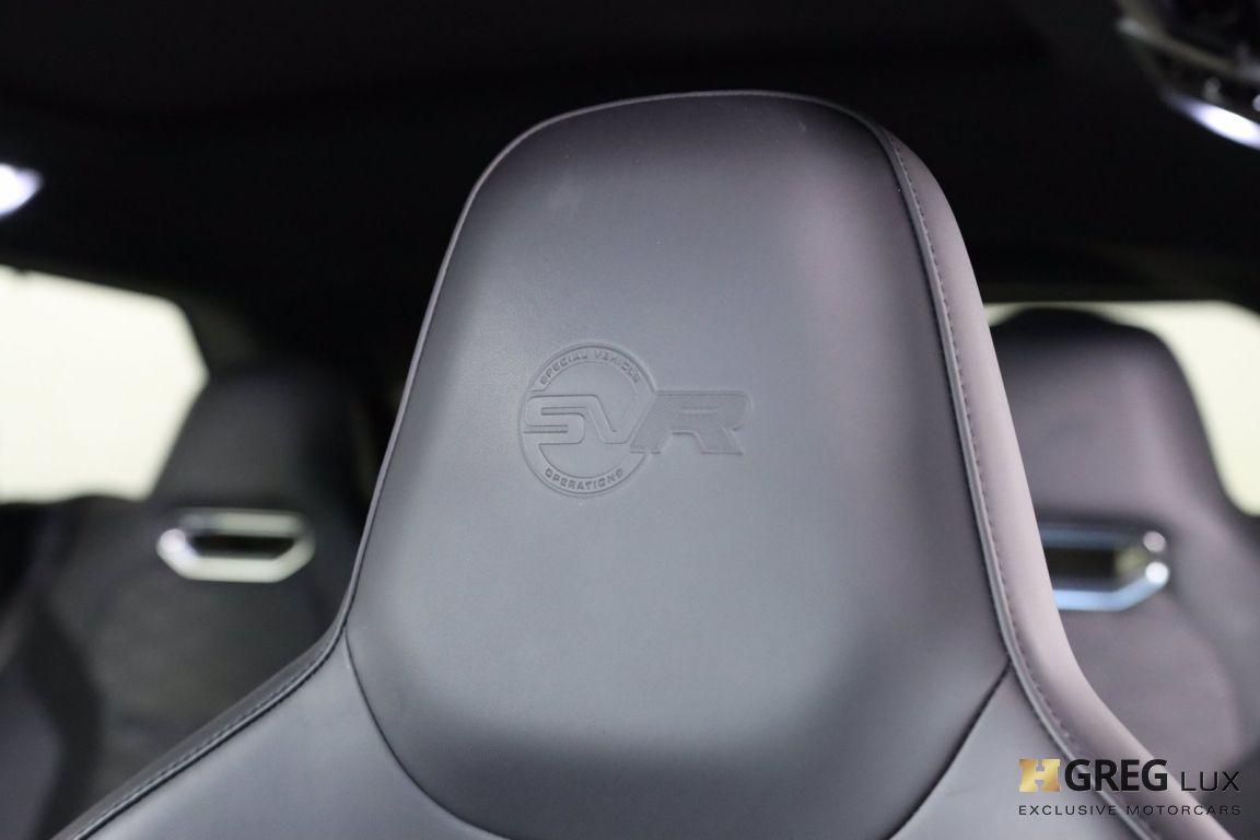 2020 Land Rover Range Rover Sport SVR #39