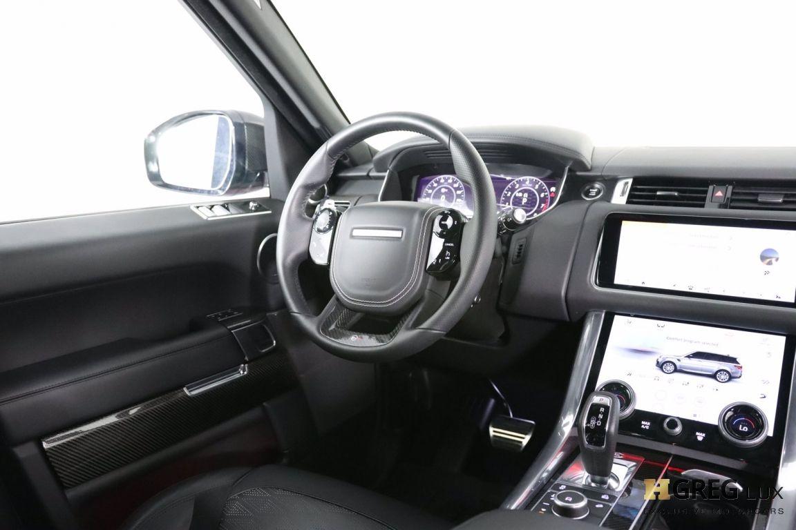 2020 Land Rover Range Rover Sport SVR #53