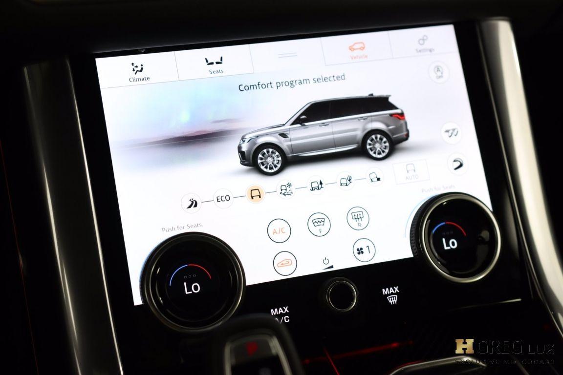 2020 Land Rover Range Rover Sport SVR #59