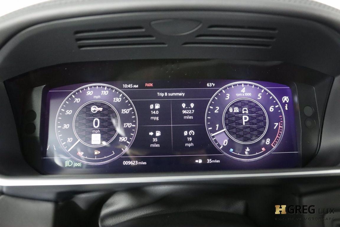 2020 Land Rover Range Rover Sport SVR #57