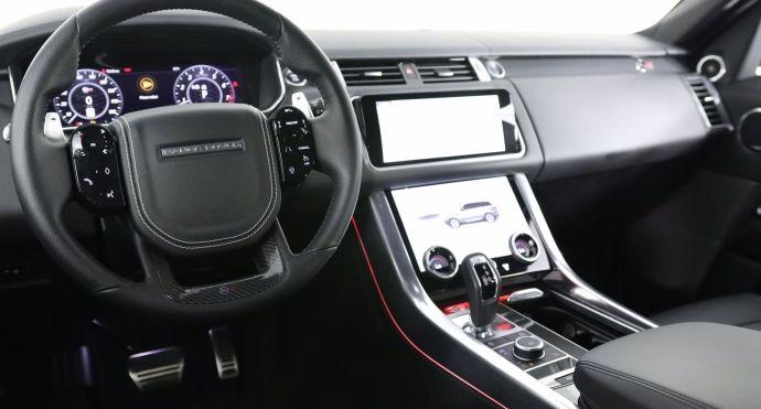 2020 Land Rover Range Rover Sport SVR #1