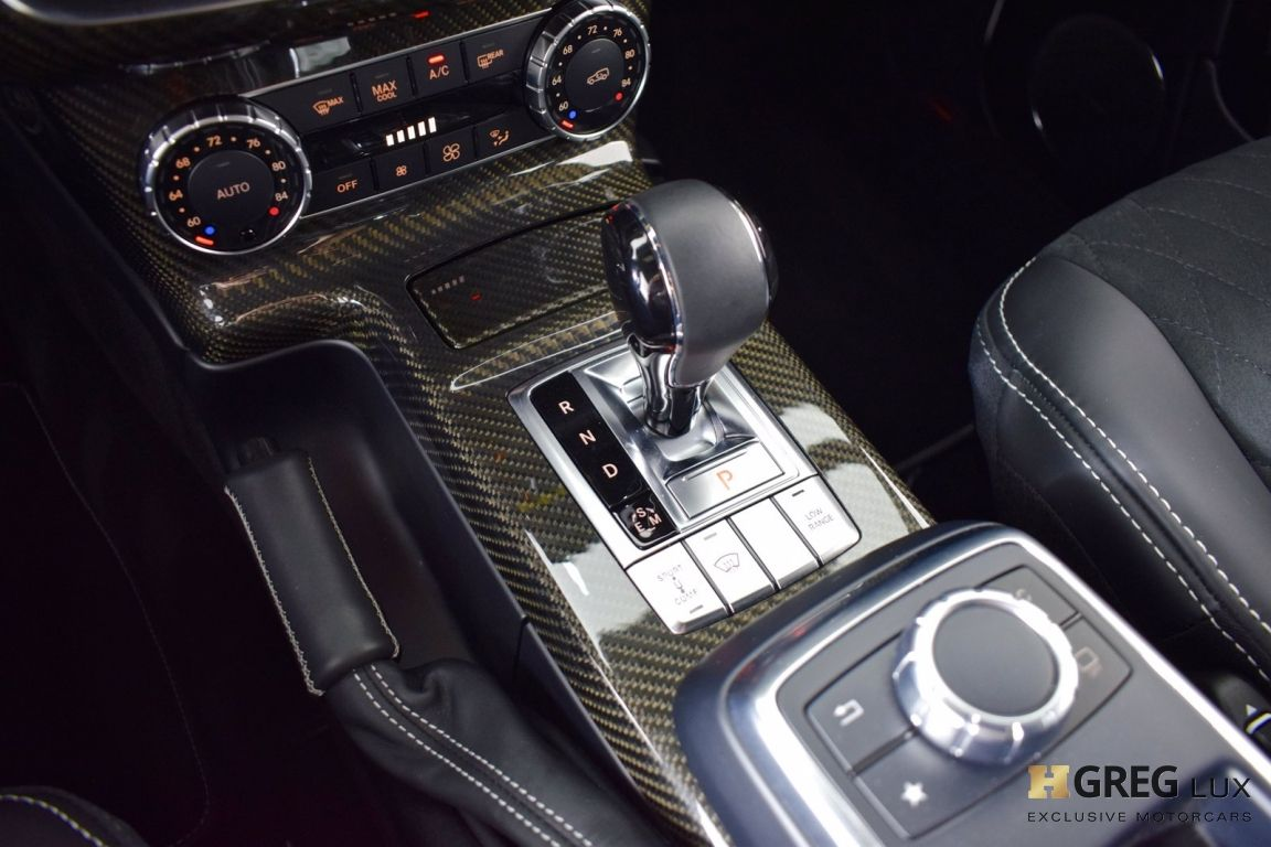 2017 Mercedes Benz G Class G 550 4x4 Squared #21
