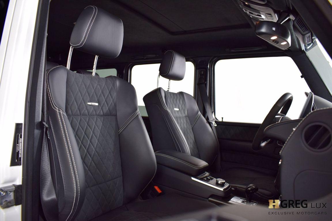 2017 Mercedes Benz G Class G 550 4x4 Squared #28
