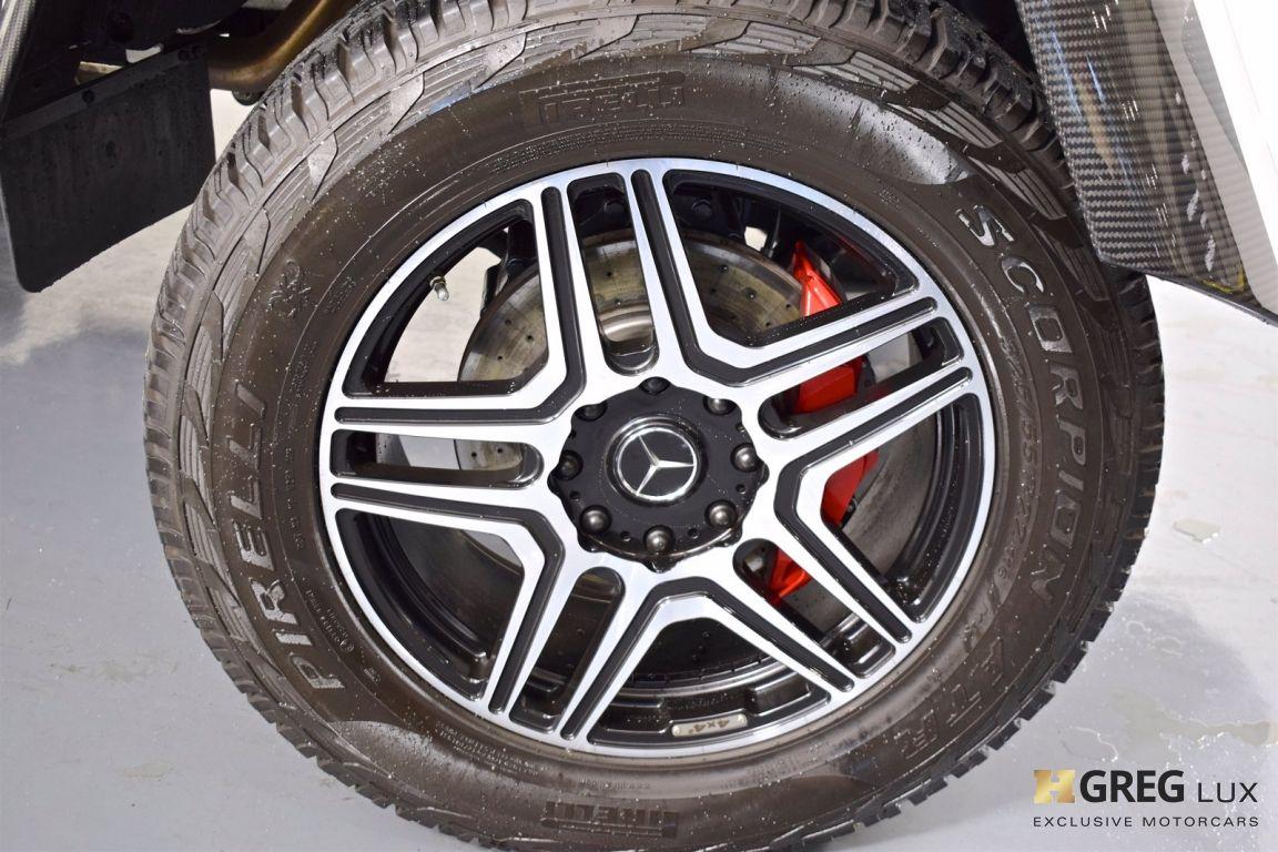 2017 Mercedes Benz G Class G 550 4x4 Squared #4