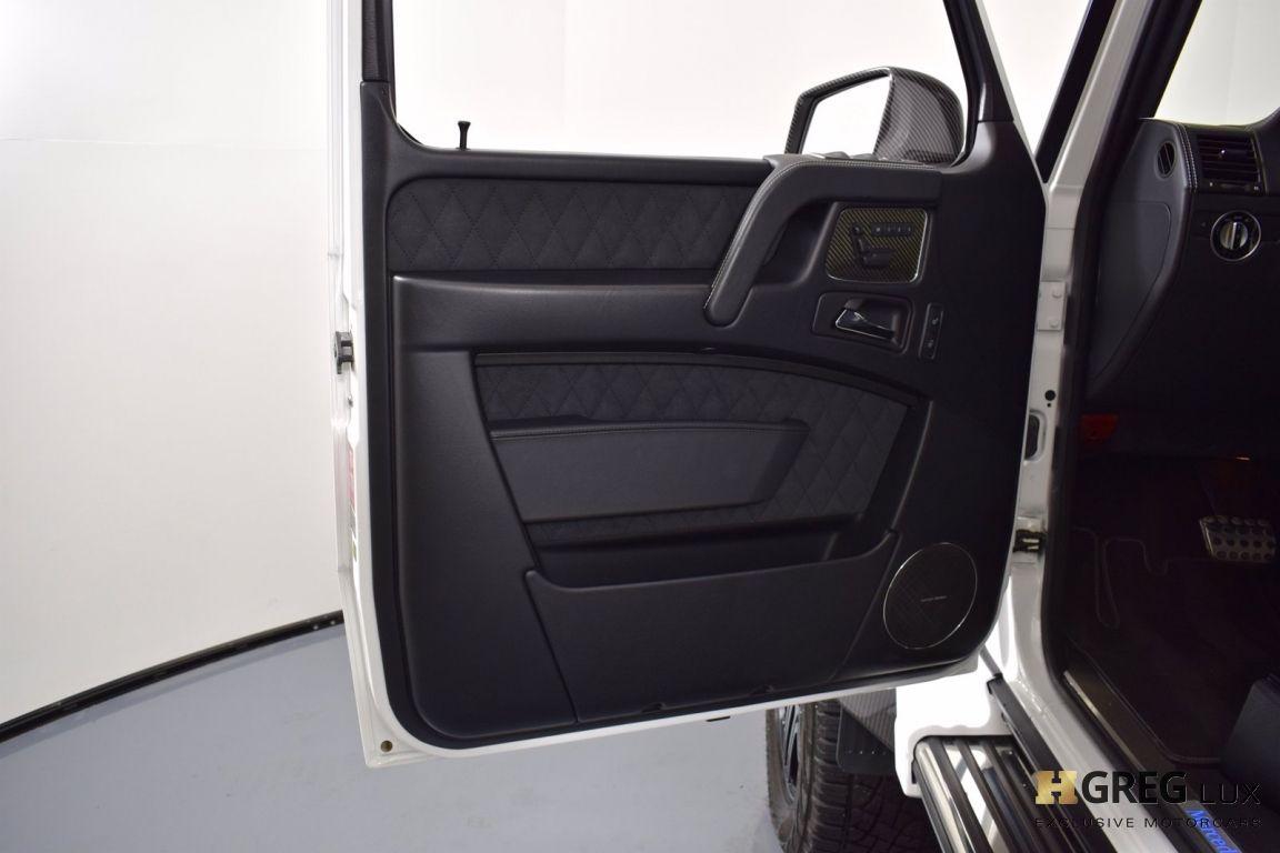 2017 Mercedes Benz G Class G 550 4x4 Squared #14