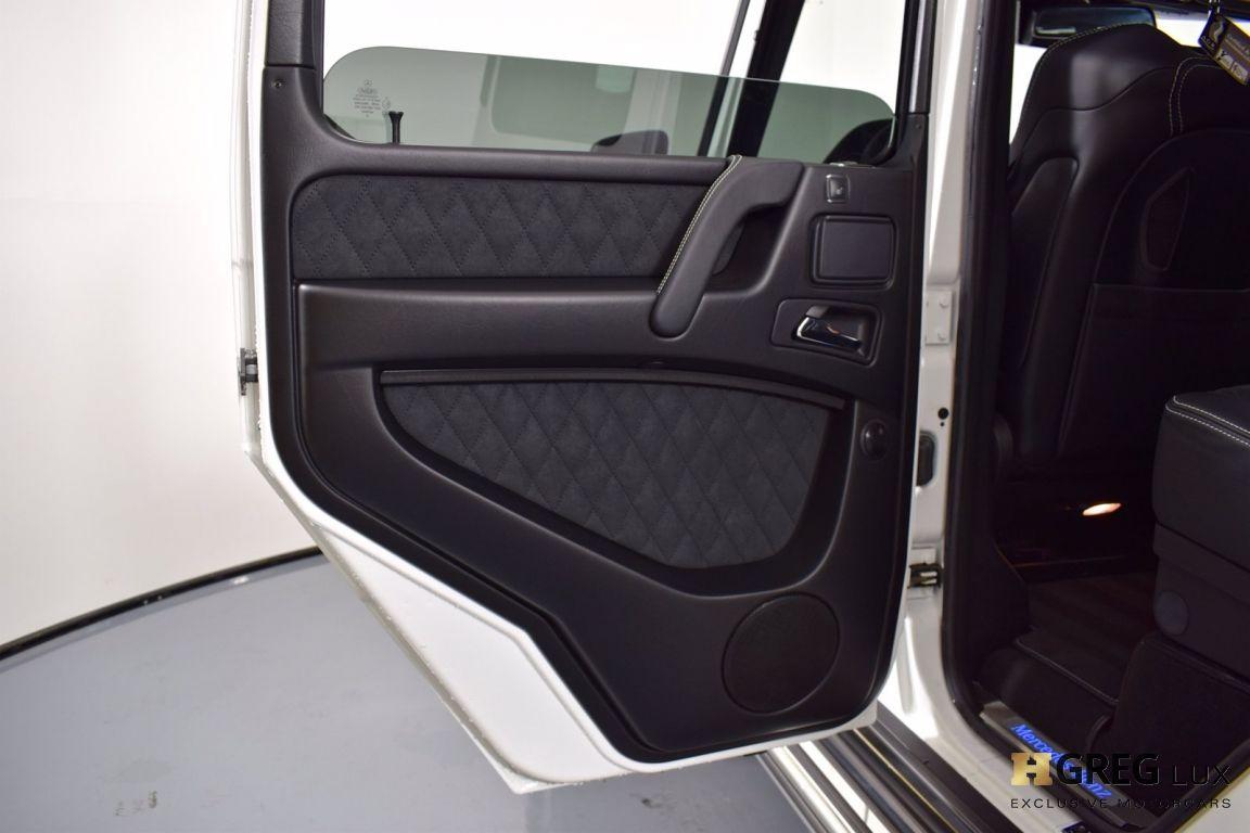 2017 Mercedes Benz G Class G 550 4x4 Squared #24