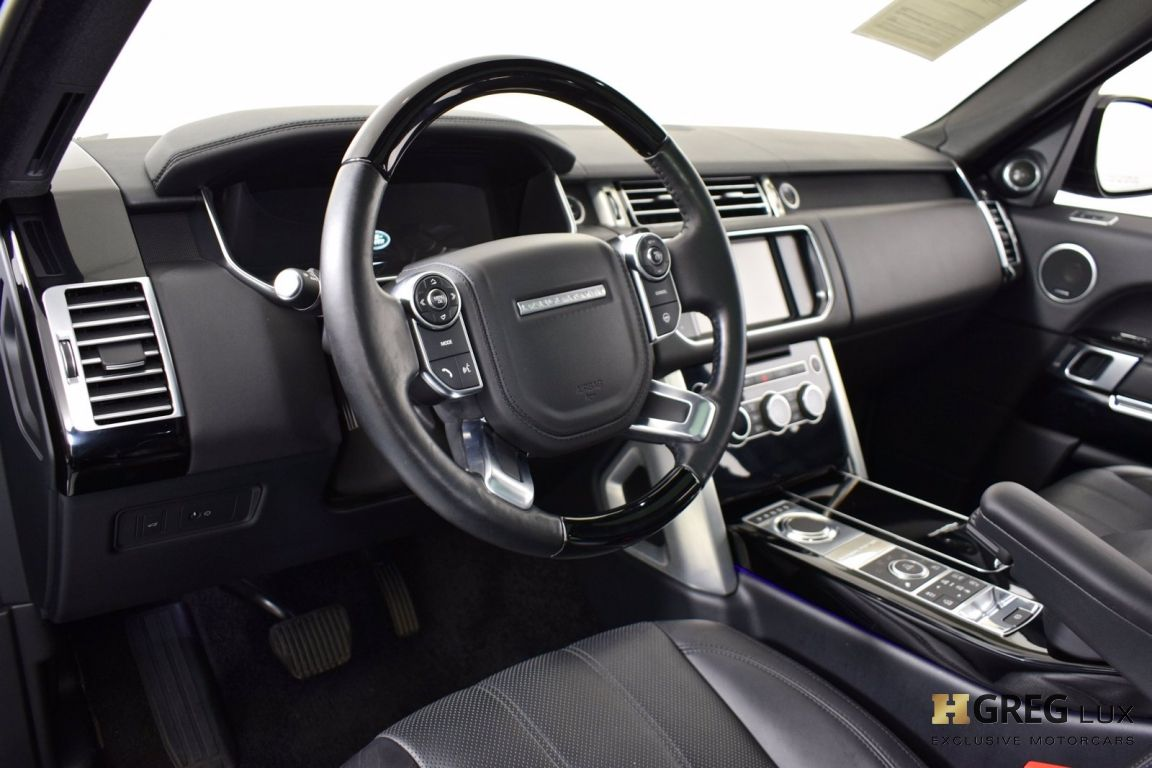 2016 Land Rover Range Rover HSE #14