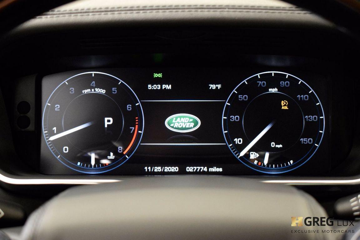 2016 Land Rover Range Rover HSE #15
