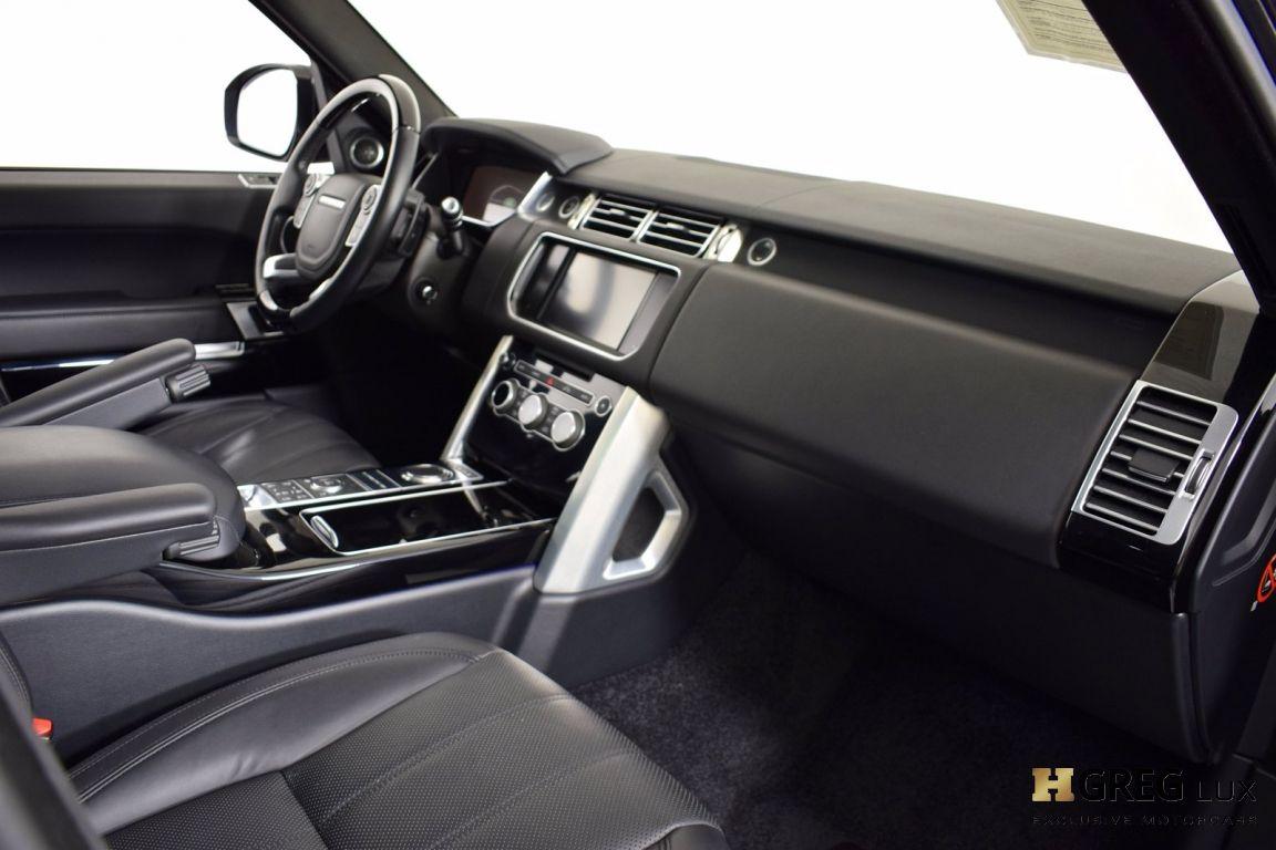 2016 Land Rover Range Rover HSE #26