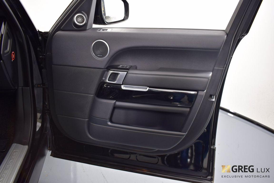 2016 Land Rover Range Rover HSE #24