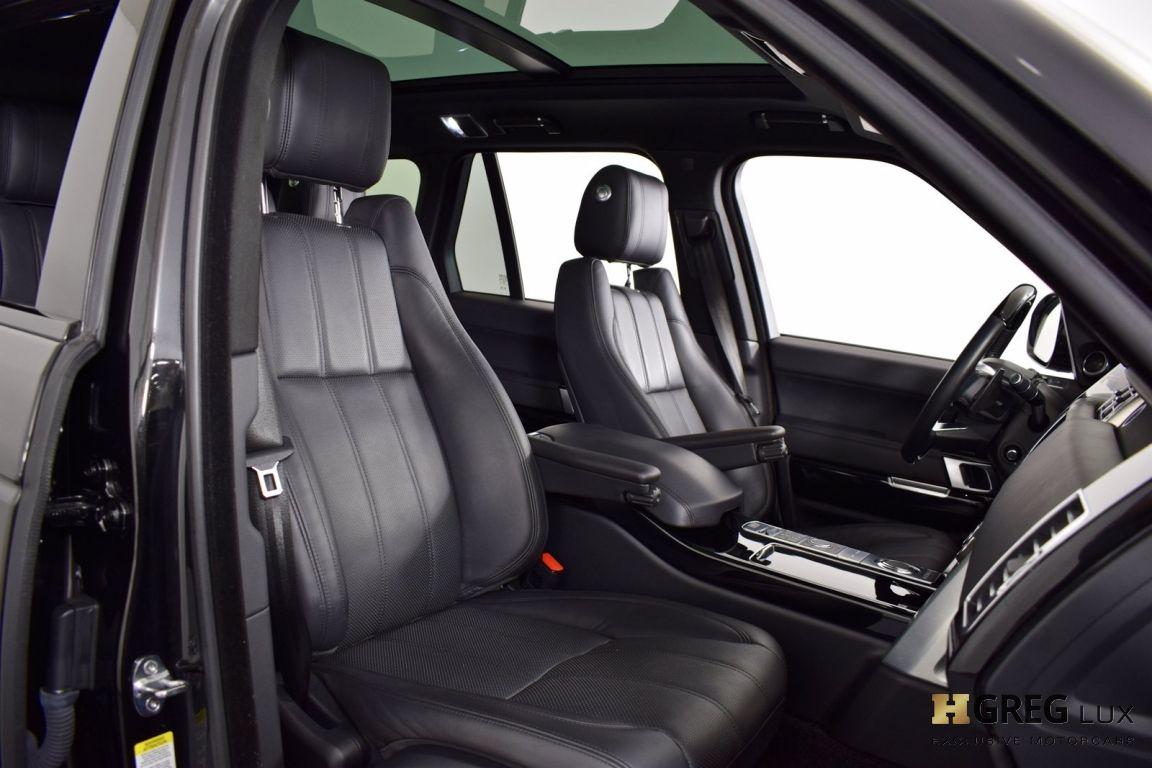 2016 Land Rover Range Rover HSE #25