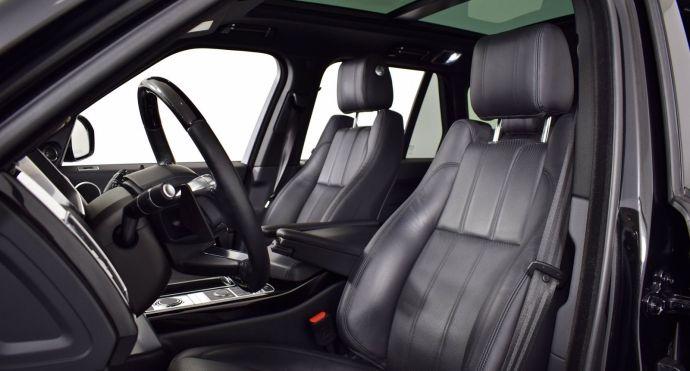 2016 Land Rover Range Rover HSE #1