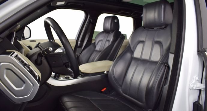 2017 Land Rover Range Rover Sport HSE #1