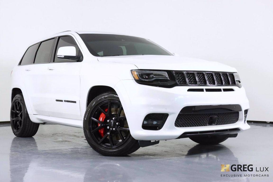 2020 Jeep Grand Cherokee SRT #34