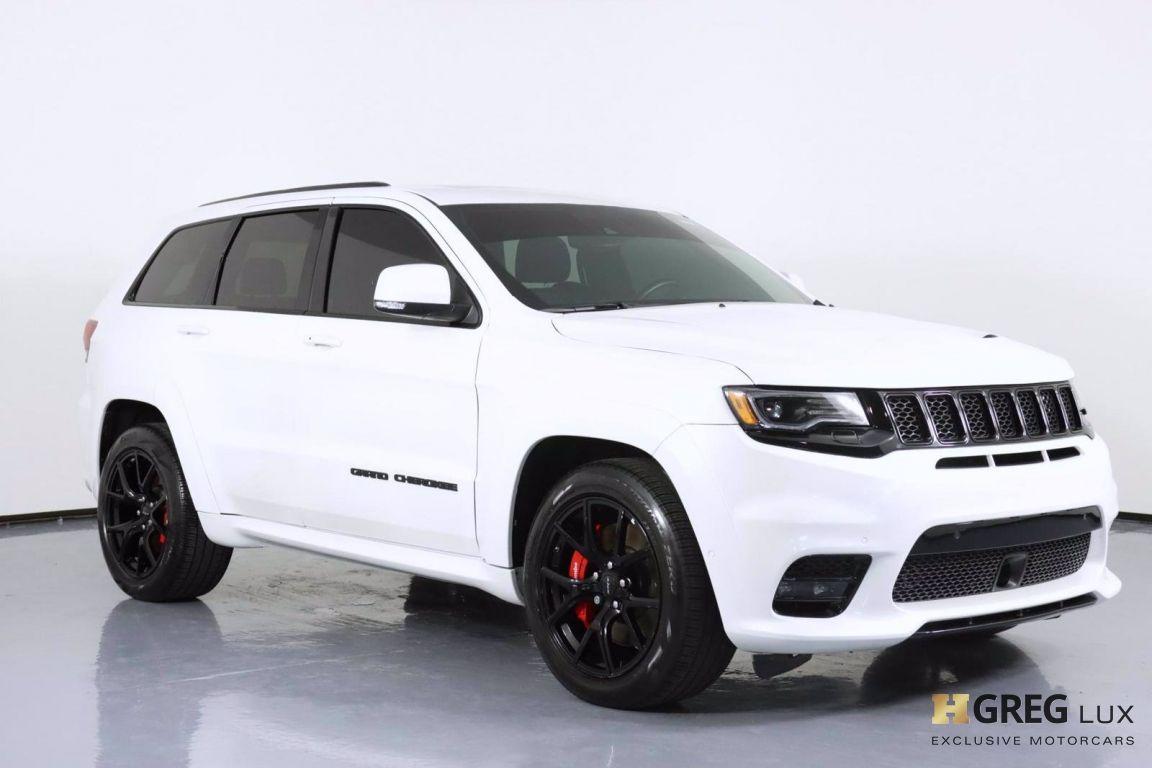 2020 Jeep Grand Cherokee SRT #8