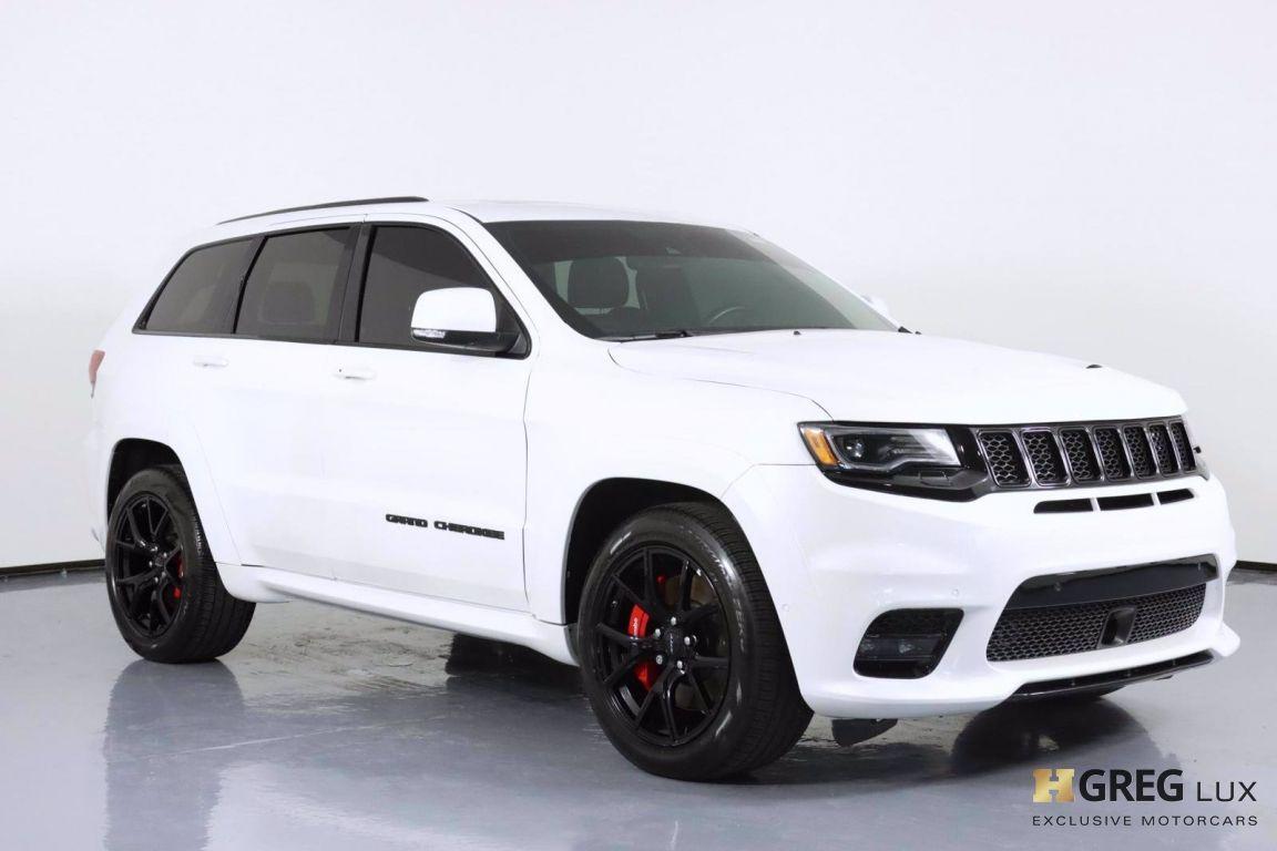 2020 Jeep Grand Cherokee SRT #9