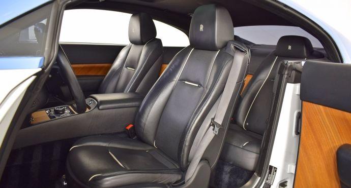 2014 Rolls Royce Wraith Base #1
