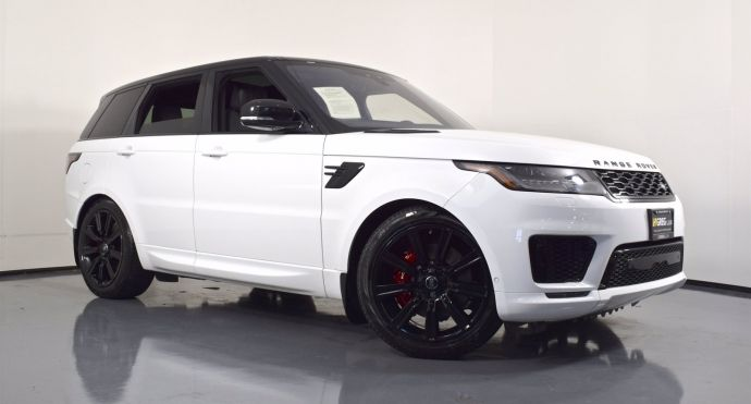 2019 Land Rover Range Rover Sport Dynamic #0