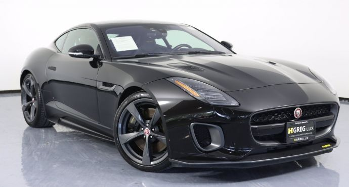 2018 Jaguar F TYPE 400 Sport #0