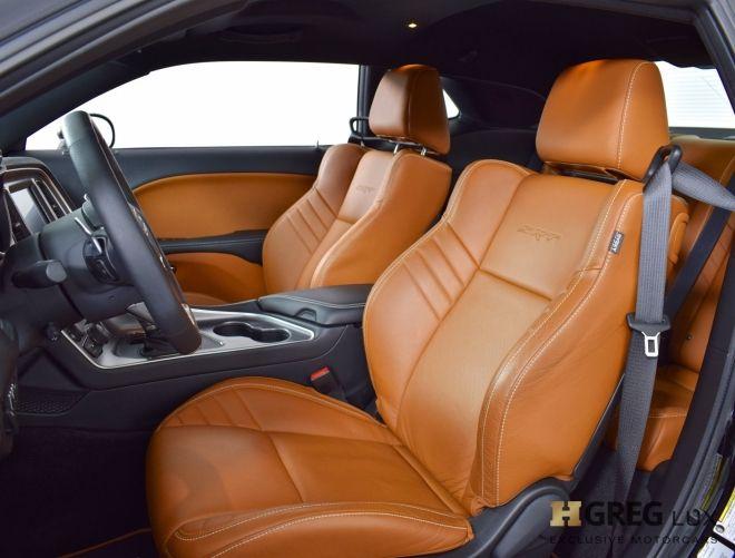 2015 Dodge Challenger SRT Hellcat #1