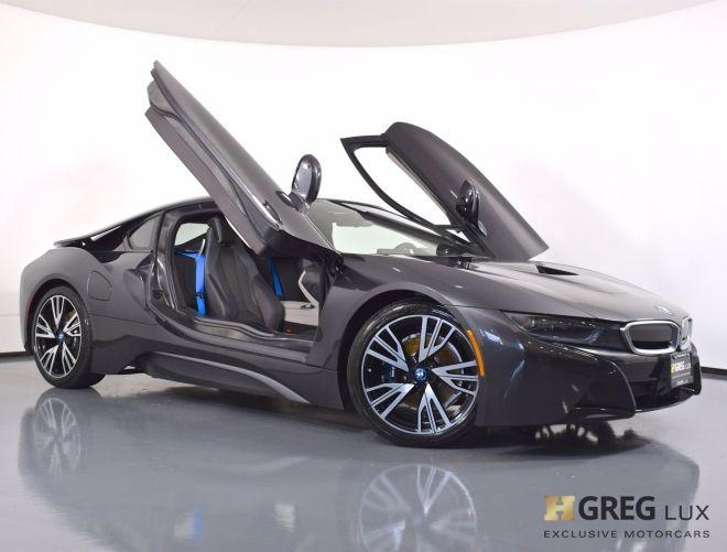 2017 BMW i8 Base #0