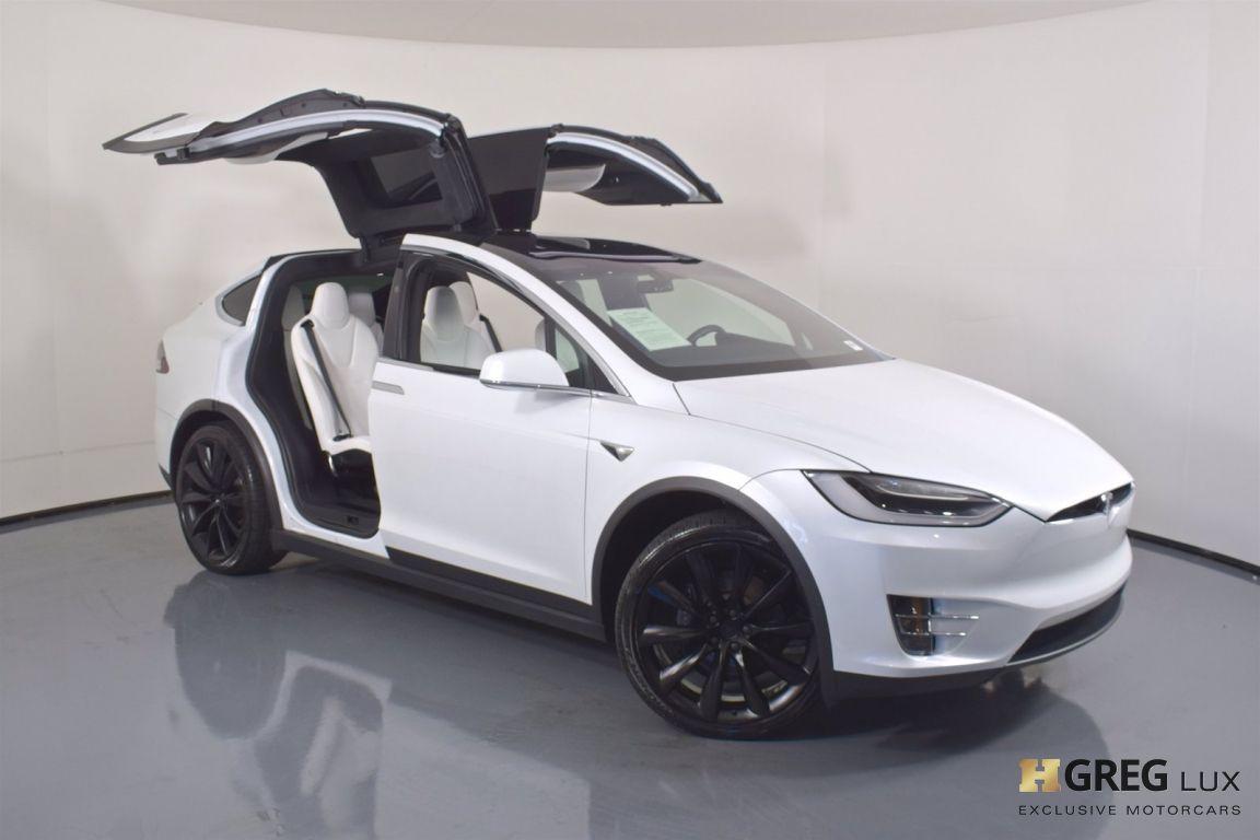 2018 Tesla Model X 100D #2