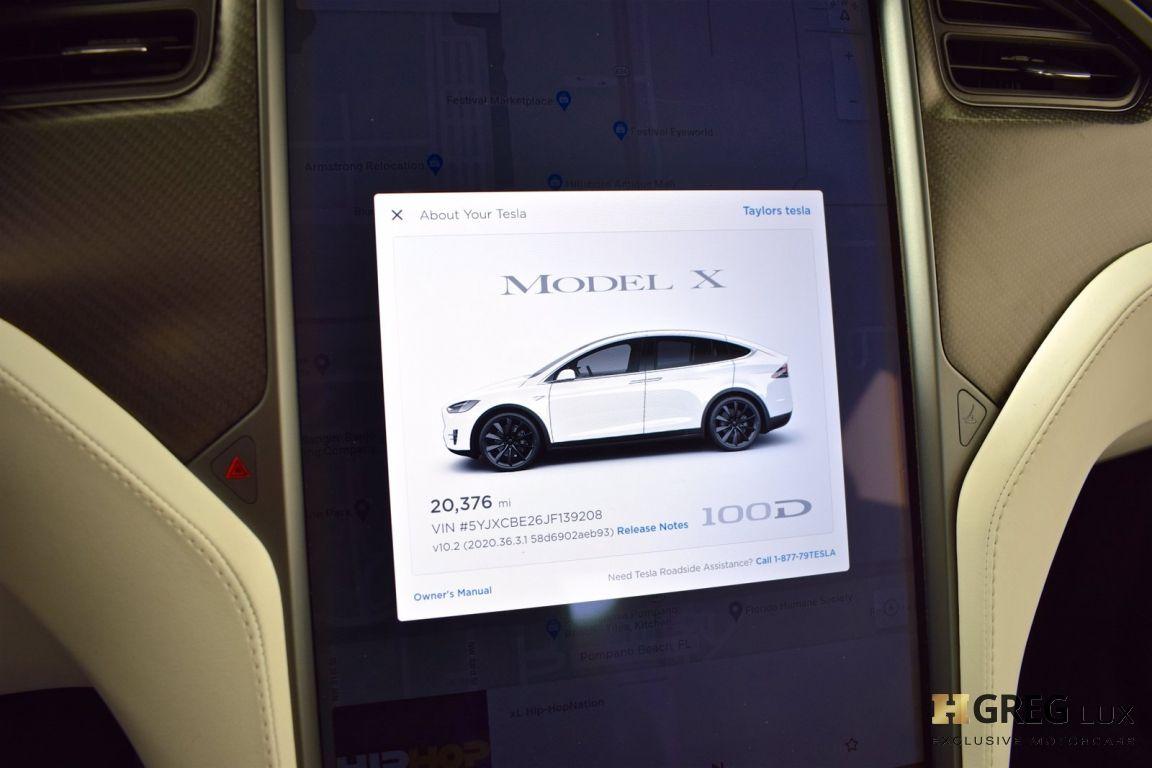 2018 Tesla Model X 100D #18