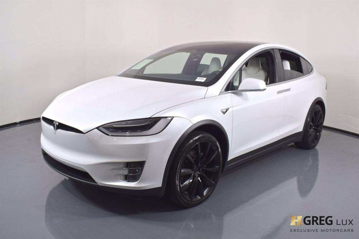 2018 Tesla Model X 100D #11