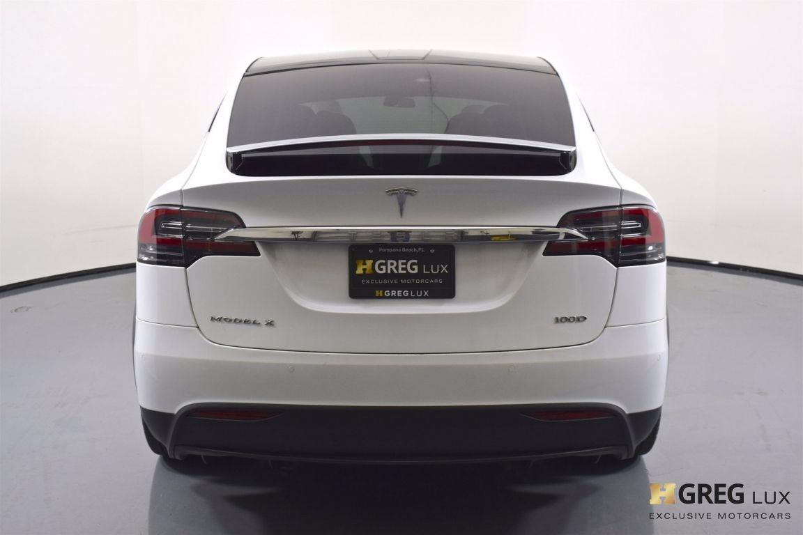 2018 Tesla Model X 100D #7
